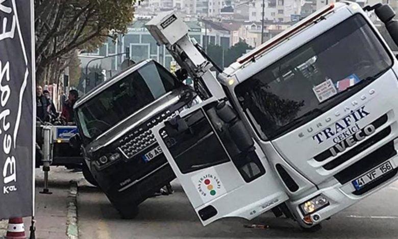 Aracım çekilirken hasar gördü ne yapacağım?