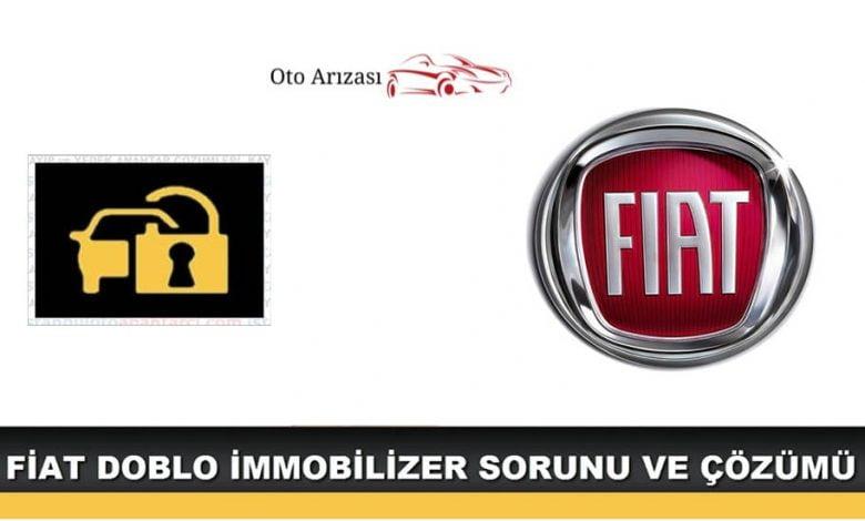 Fiat İmmobilizer Arızası ve Çözümü - Kilit Uyarısı Sorunu